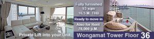 Wongamat Tower Condo