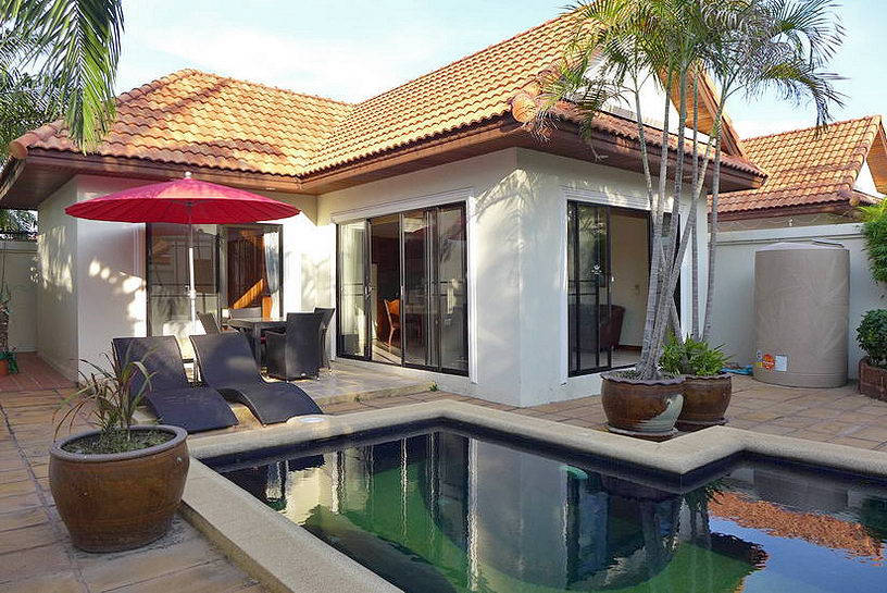 View Talay Villas – Holiday Villas for Rent – private Swimming Pool – Pattaya