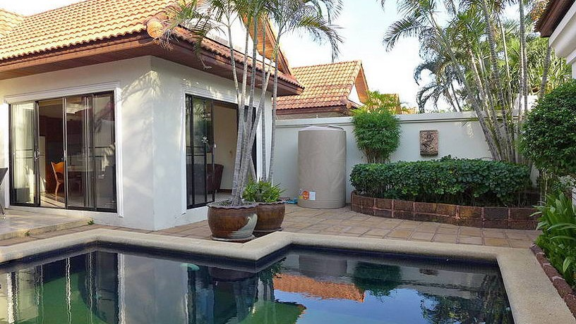 House Jomtien  for Rent / Private Swimming Pool