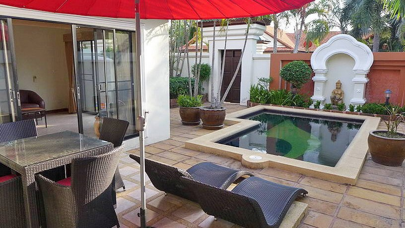 View Talay Villas Jomtien for Rent