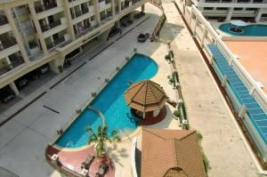 Condo for Rent Third Road Pattaya near Big C extra