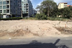 Land plot for sale close to the beach pattaya