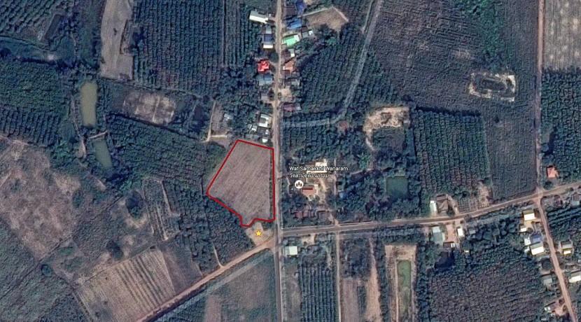 land udon Thani - Kutchap for sale - cheap