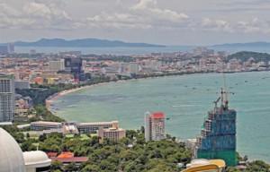 pattaya2013 - history Pattaya Bay