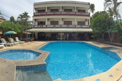 detached Guesthouse Hotel for sale with private swimming pool