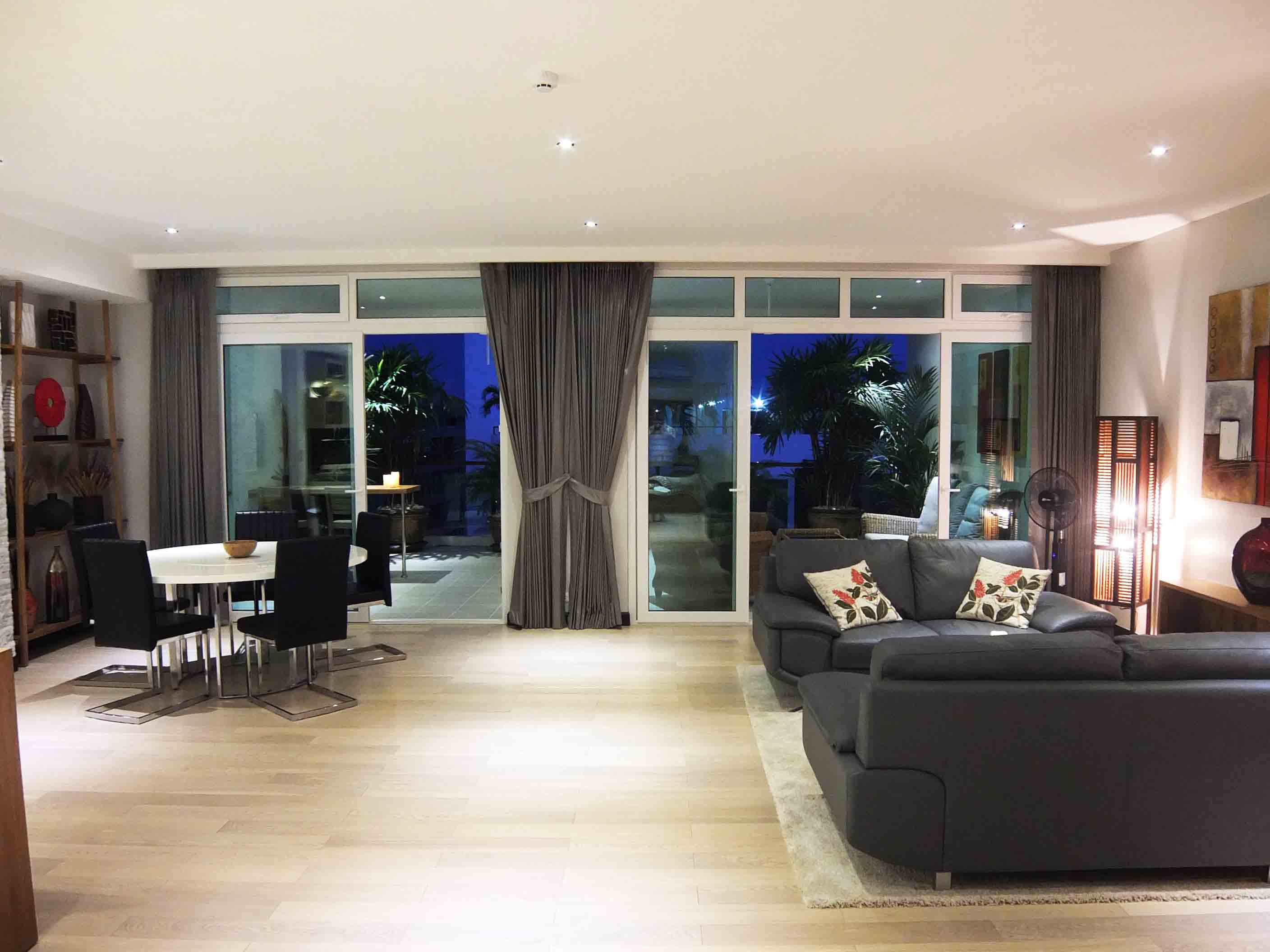 Exclusive Penthouse on Pratumnak for Rent – nice views