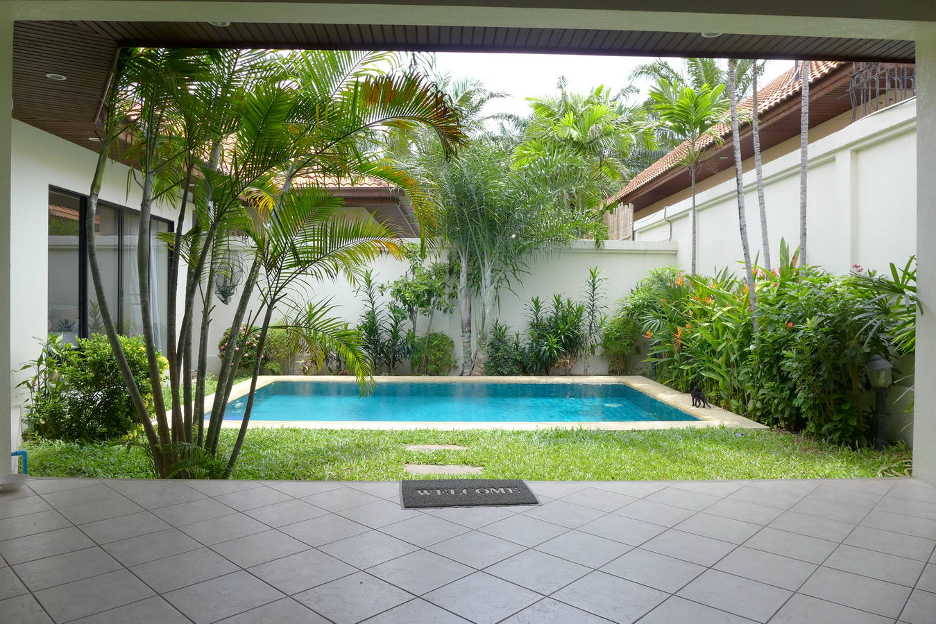 Pattaya Holiday Villa With Private Swimming Pool Rent Pattaya Properties 24 Real Estate