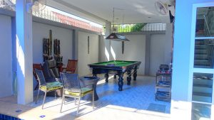 Near new 3 plus bedroom pool-property at top Jomtien location