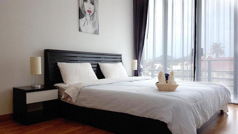 3 bedroom resort home at Phoenix Golf course near Pattaya