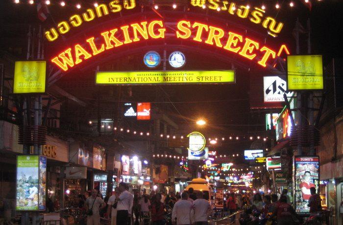 More than one Rai of freehold land adjacent to Walking-Street