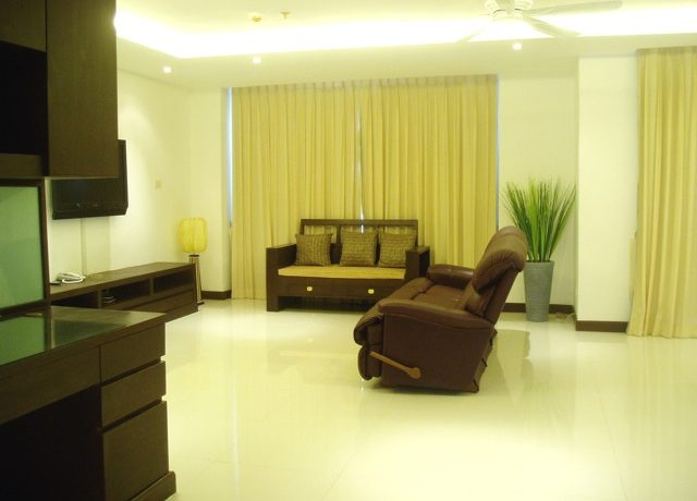 sofa_area_of_this_top_modern_2_bedroom_condo_center_pattaya_1