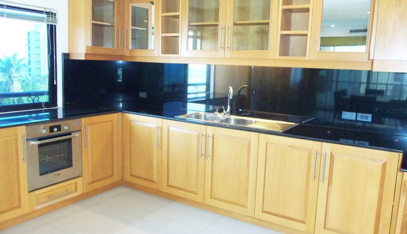 Duplex penthouse condo located at Wong Amat