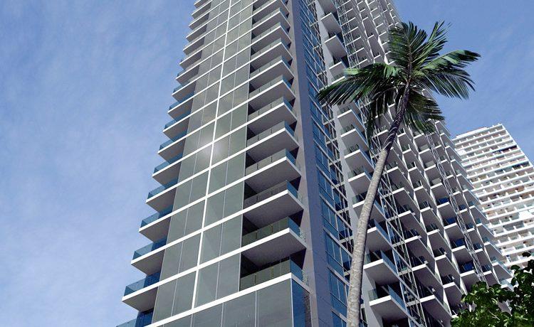 Wong Amat Tower: High class beachfront 1-bedroom condo