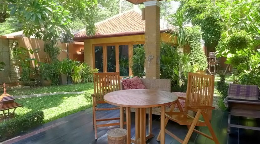 High-end Bali style villa resort for sale
