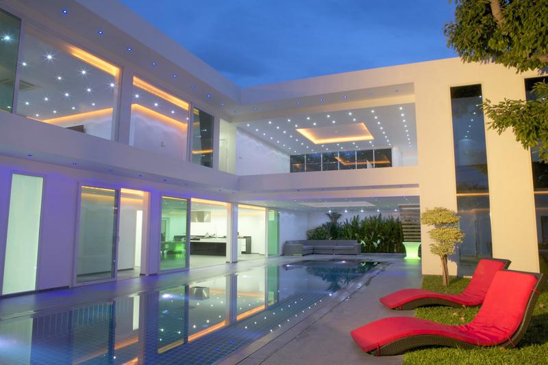 Pratumnak Pattaya: New 6-bedroom pool villa, 100 m from beach