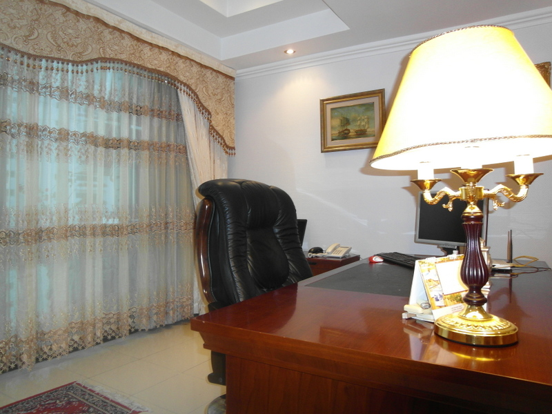 Jomtien Complex: furnished 1 bedroom sea view Condo, 200 meters from the beach