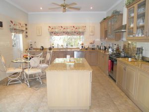 3 bedroom family residence with large pool