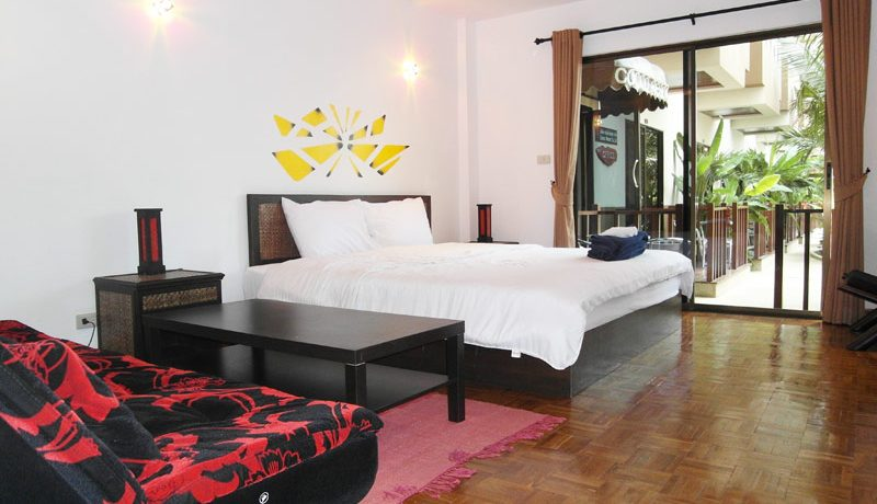 among those 7 70 sqm one-bedroom units and a 2-bedroom penthouse