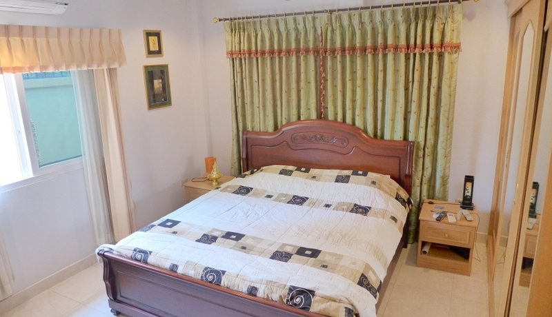 This is an intimate house in the heart of Jomtien