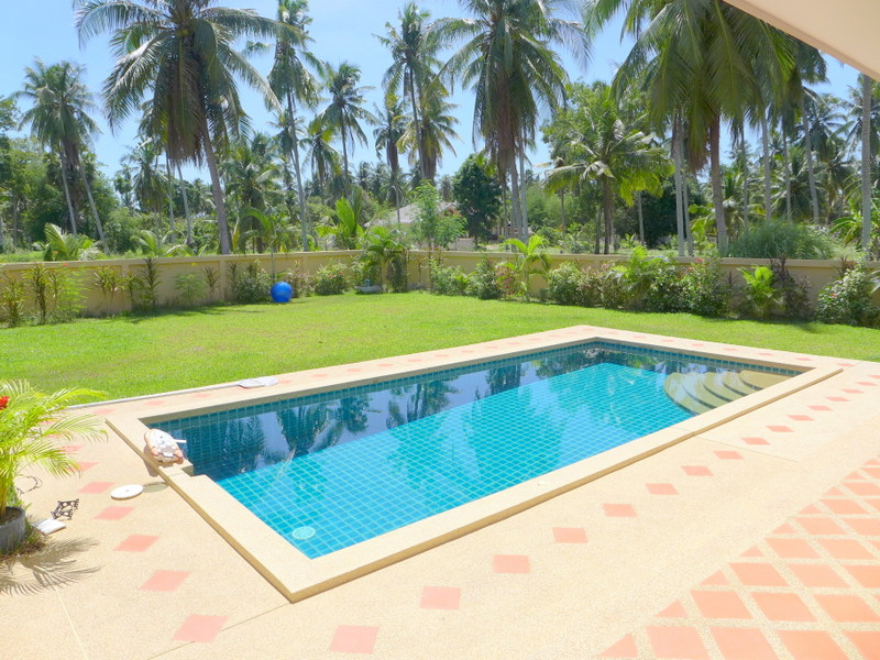New 2 bedroom countryside pool estate in Huai Yai