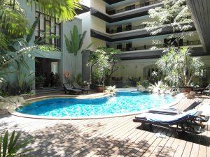 Two bedroom condo at Nirvana Place between Pattaya and Jomtien