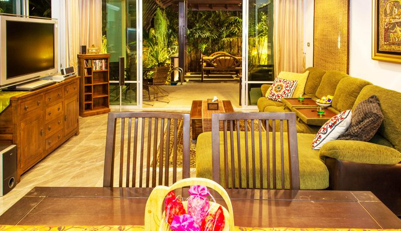 located in one of the most beautiful resort estates in the Jomtien area