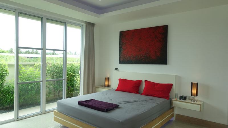 The Vineyards: Luxury 3 bedroom pool-villa in award-winning estate