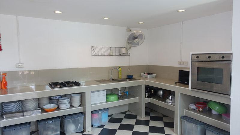 kitchen facilities