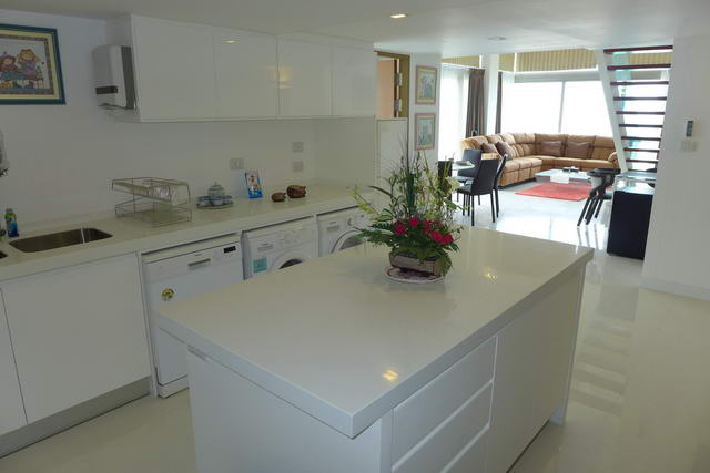 Wong Amat Beach The Sanctuary Penthouse Condo for Sale