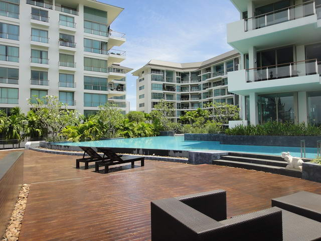 Wong Amat Beach The Sanctuary Condo for Sale Special Offer