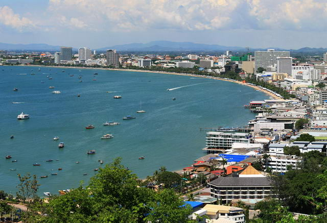 South Pattaya Prime Land Plot for Sale,