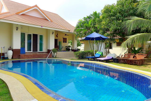 East Jomtien Baan Suan Neramit, House for Sale