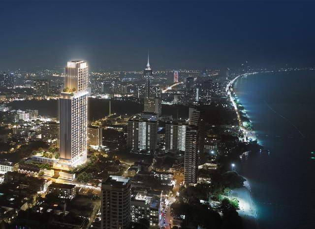 Pattaya Dong Tarn Beach New Panora Condo for Sale