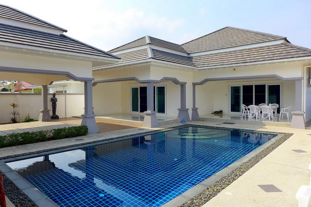 Bangsaray, Detached Beautiful Pool Villa for Sale