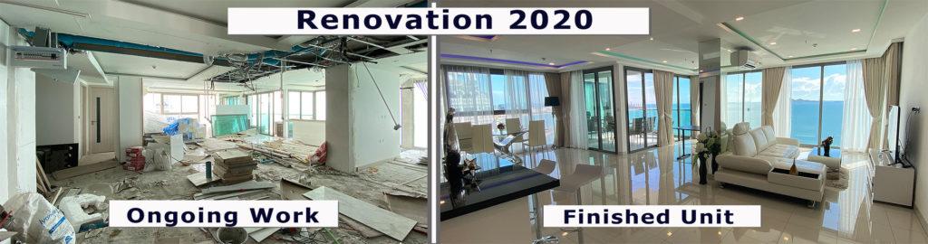 Condo Renovation in Pattaya