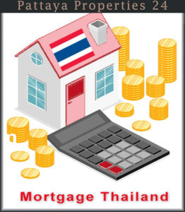 Property Mortgage options thailand loans real estate
