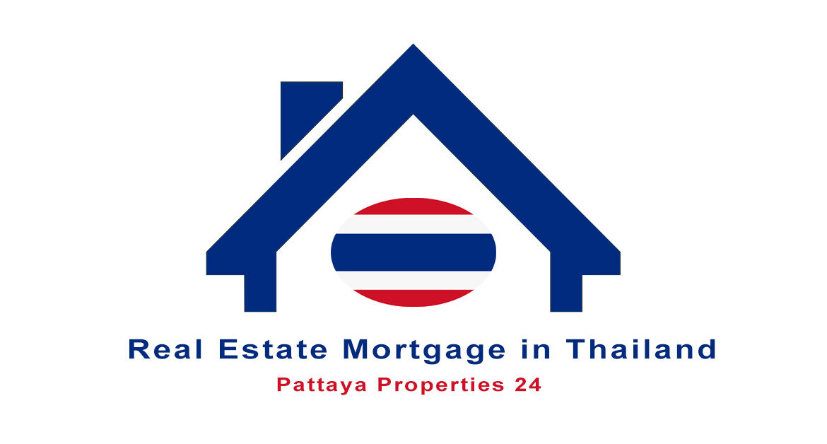 Thailand Real estate mortgage loan financing house condos