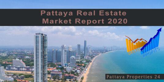 pattaya real estate market report 2020